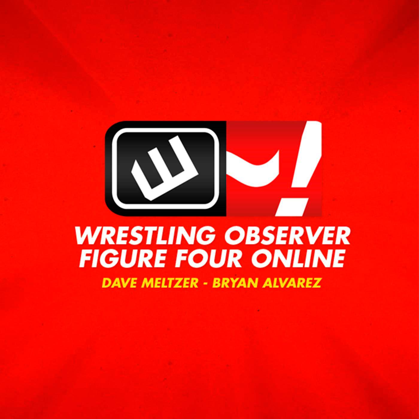 Wrestling Observer Figure Four Online | Listen via Stitcher for ...
